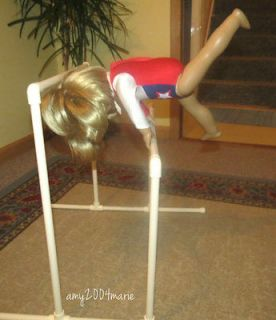 Uneven Bars 18 Doll McKenna Gymnastic Fits American Girl Dolls 1.