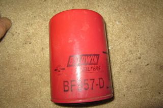 BALDWIN BF957D FUEL WATER SEPARATOR FILTER CROSS REFERENCE WIX 33405
