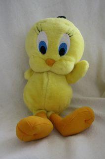 15 TALKING TWEETY BIRD Plush Baby Looney Tunes Doll Figure Tickle