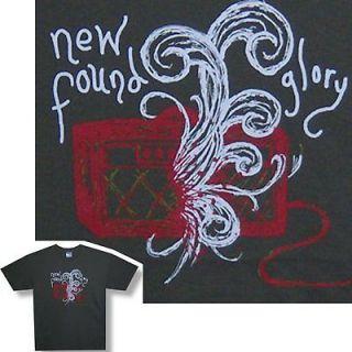 New Found Glory in Entertainment Memorabilia