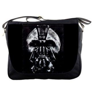 Batman Dark Knight Rises Bane Mask Messenger Bag