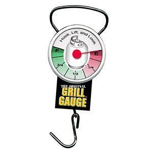 Grill Gauge Propane Tank Weight LP Portable RV BBQ Fuel Level Cook