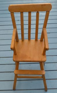 wooden high chair no tray wooden high chairs baby feeding chairs