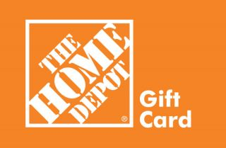 The Home Depot Gift Card $25   $200