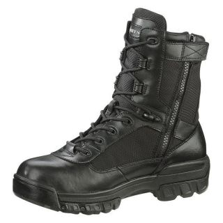 MENS BATES 8 TACTICAL SPORT SZ BLACK BOOTS military army combat swat