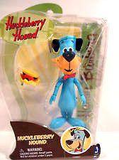 Hanna Barbera Huckleberry Hound 6in Action Figure Jazwares 2012