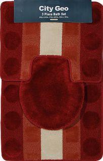 bath rug set in Bathmats, Rugs & Toilet Covers