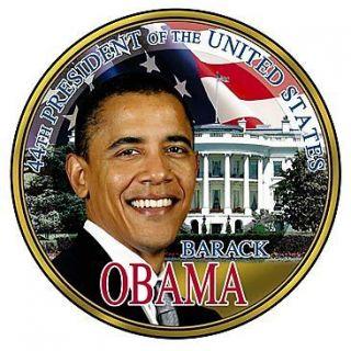44th PRESIDENT BARACK OBAMA WHITE HOUSE T SHIRT WHITE SIZE XL NEW