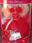 1988 HAPPY HOLIDAYS BARBIE DOLL~SPECIAL EDITION~NRFB