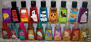 Bath & Body Works PocketBac Pocket Bac Soap Hand Gel 1 oz PICK ONE