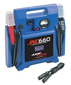 PORTABLE ELECTRIC AUTO CAR BATTERY BOOSTER JUMP STARTER JUMPER PACK