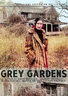 Grey Gardens (DVD, 2006, 2 Disc Set, Edition)