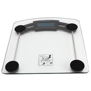 Electronic Digital Bathroom Body Weight scale 330lb/150kg