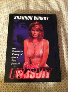 FATAL PURSUIT DVD SHANNON WHIRRY