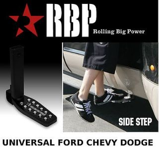 Rolling Big Power Truck Bed Step Universal Ford Trucks Chevy Silverado