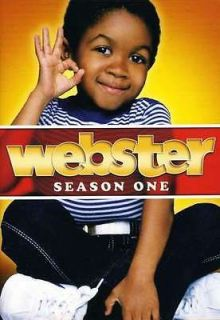WEBSTER: SEASON ONE [3 DISCS] [DVD NEW]