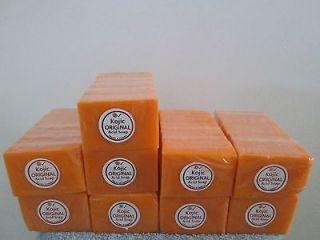 Lot of 45 Kojic Original Acid Whitening Papaya Soap   WITH FREE 5