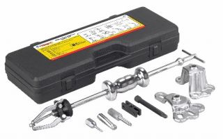 Way Slide Hammer Axle/Bearing/D ent/Hub Puller Set OTC