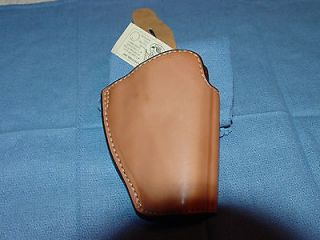 Bianchi 80TD Pinch Holster Smith Wesson Gun Part Tan New Concealment