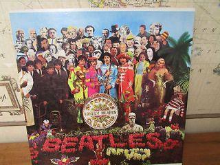 The Beatles Sgt. Peppers Loney Hearts Club Band original copy album