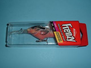 NIB Berkley Frenzy Diver FDM   BG Fishing Lure   Color  Bluegill