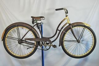built Chicago Cycle Supply Cadillac ladies balloon tire bicycle