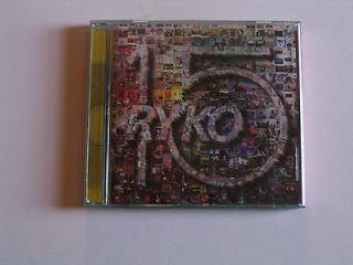 Ryko 15th Anniversary Sampler Various Morphine Frank Zappa Promo