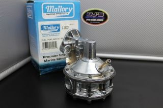 Mallory Fuel Pump 9 35001 BBC 454 Big Block Chevy Berkeley Jet