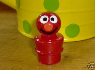 Newly listed Fisher Price Little People Sesame Street ELMO, Ooak