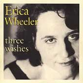 ERICA WHEELER Three Wishes CD LIKE NEW Larry Campbell Billy Ward