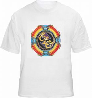 ELO T shirt Classic Rock Music Album Tee