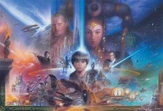 Beverly Jigsaw Puzzle 91 109 STAR WARS (1000 Pieces)