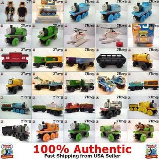 THOMAS & FRIENDS WOODEN RAILWAY 100% ORIGINAL STEAM ENGINES DIESEL
