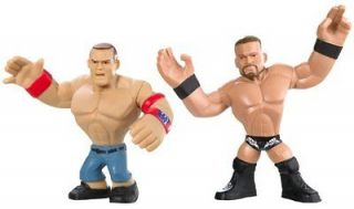 WWE Rumblers 2 Figure Pack John Cena & Randy Orton