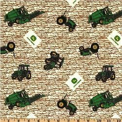 New Custom 4pc John Deere Toddler Crib Set