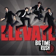 Big Time Rush   Elevate NEW CD