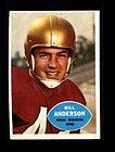 1960 Topps Bill Anderson 126 NM Outstanding Card