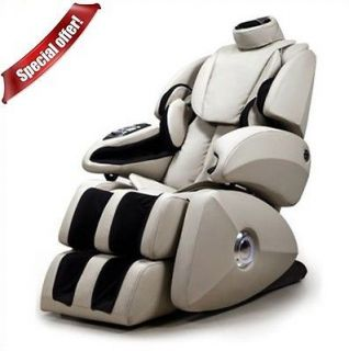 NEW Osaki OS 7075R ZERO GRAVITY Massage Chair Recliner w/ BUILT IN