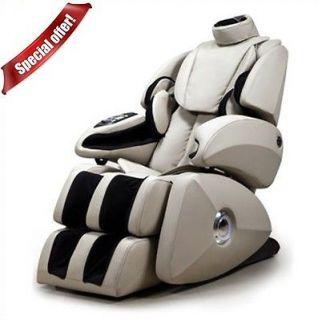 NEW Osaki OS 7075R ZERO GRAVITY Massage Chair Recliner w/ BUILT IN