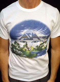 ASIA t shirt vtg tour emerson lake & palmer king crimson yes journey