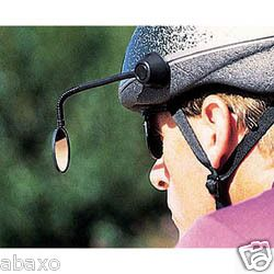 Cycleaware Reflex Bicycle Bike Helmet Rear View Mirror
