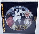 Bill Mazeroski Pittsburgh Pirates Hall of Fame Inductee Plate