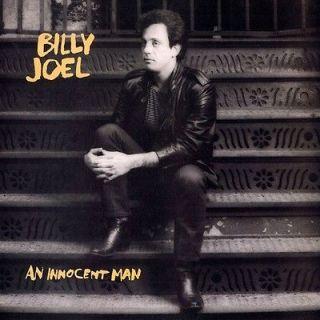 BILLY JOEL An Innocent Man 180g VINYL LP NEW/SEALED