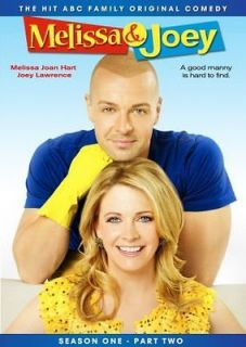 MELISSA AND JOEY**SEASON 1 PART 2 (ENG/18 EPISODES)**2 D VD SET