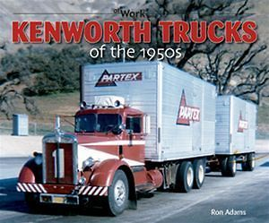 of the 1950s cabover 18 wheeler big rig tilt cab 853 book photos