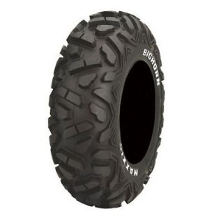 Maxxis Bighorn ATV Front / Rear Tires 26x9x12 (Set of 2) 26 9 12 UTV