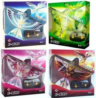 BIRD REMOTE CONTROL FLYING BIRD 4 VARIETIES RC TOY FOR KIDS BIRD