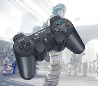 PS3 Rapid Fire Wireless Controller 12 mode Black New For black ops2