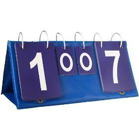 DHS Compact Table Tennis Scoreboard, Score board, New