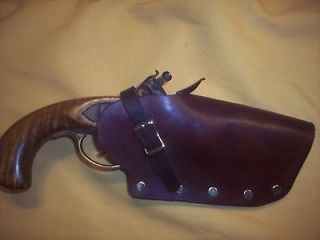 Newly listed BLACK POWDER MUZZLE LOADING PISTOL HOLSTER